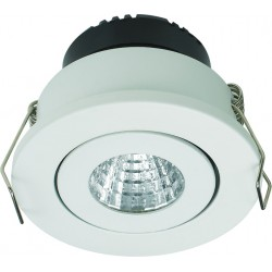 MINI SPOT LED ROND COB GENISIS 3W