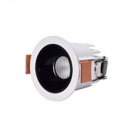 MINI SPOT LED ROND COB OSRAM 6W