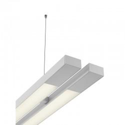 LUMINAIRE LED SMD 2X30W 1,5M EPISTAR