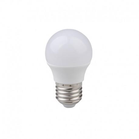 LAMPE SPHERIQUE E27 SMD 5W EPISTAR 220V