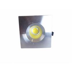 MINI SPOT LED CARRE COB 3W