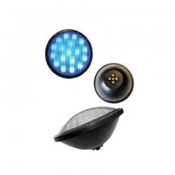 LAMPE PISCINE ALUMINIUM P56 L 18*3W 12V