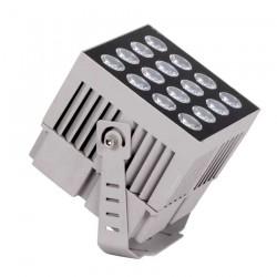 PRO WALLWASHER  12*1W RGB DMX*512  /DC24V