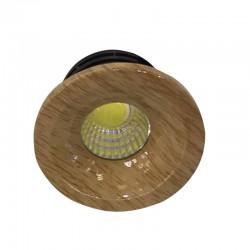 MINI SPOT LED ROND COB 3W