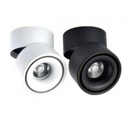 SPOT LED APPARENT BLANC 12W