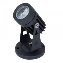 SPOT A PIQUET ETANCHE 3W LED