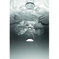 SUSPENSION LED ACTRILIQUE D78*50/150 24X 4000K