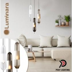 Lampes suspendues Fume Fonse E14  H38XD12