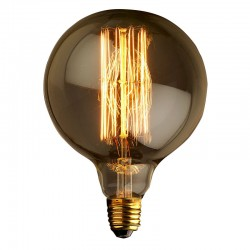LAMPE VINTAGE E27 G80 40W