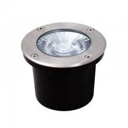 SPOT ENCASTRE AU SOL ROND 12W LED  IP65