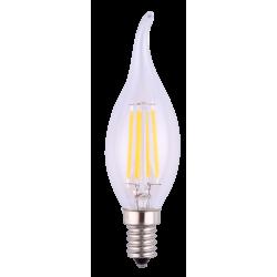 LAMPE FLAMME SMD E14 LED 4W 220V