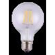 LAMPE SPHERIQUE E27 SMD 8W 220V