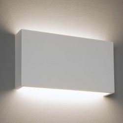 APPLIQUE LED EN ALLUM  6W IP20